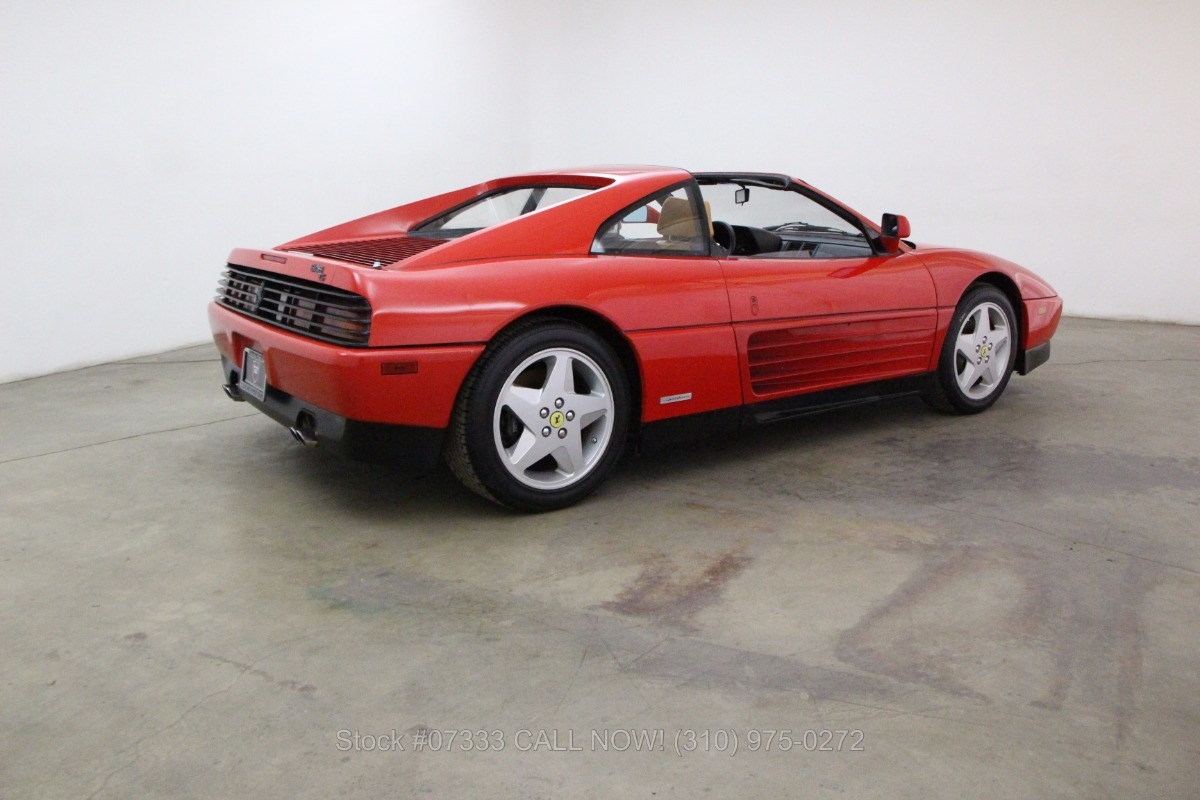 1989 ferrari 348 ts beverly hills car club contact us now vanachro Images