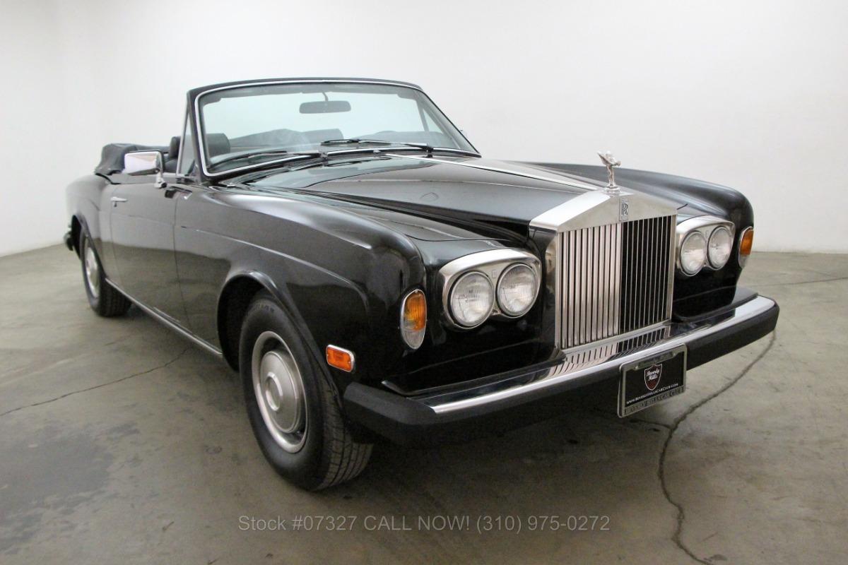 1982 Rolls Royce Corniche convertible | Beverly Hills Car Club  1982 Rolls Royc...