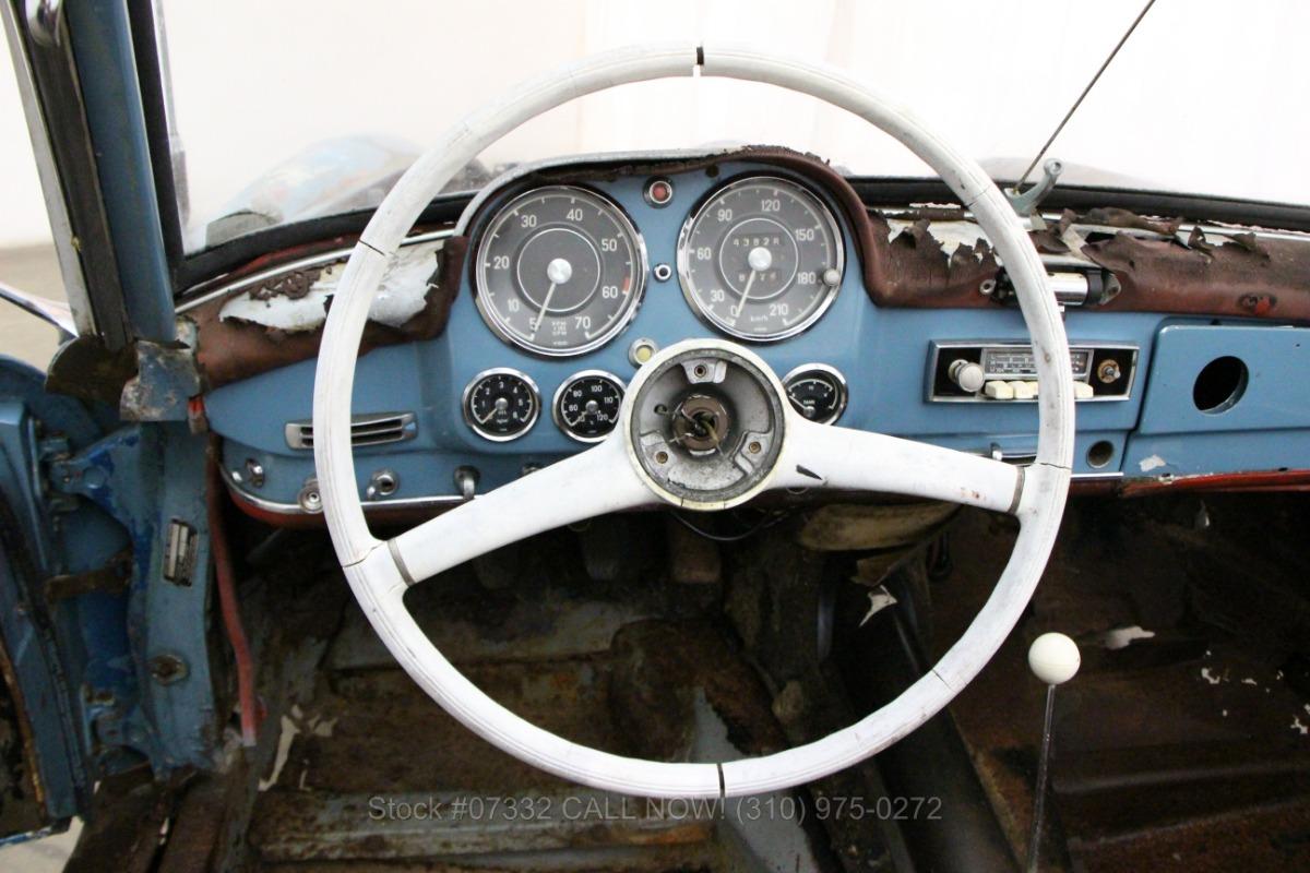 Used 1962 Mercedes-Benz 190SL    Los Angeles, CA