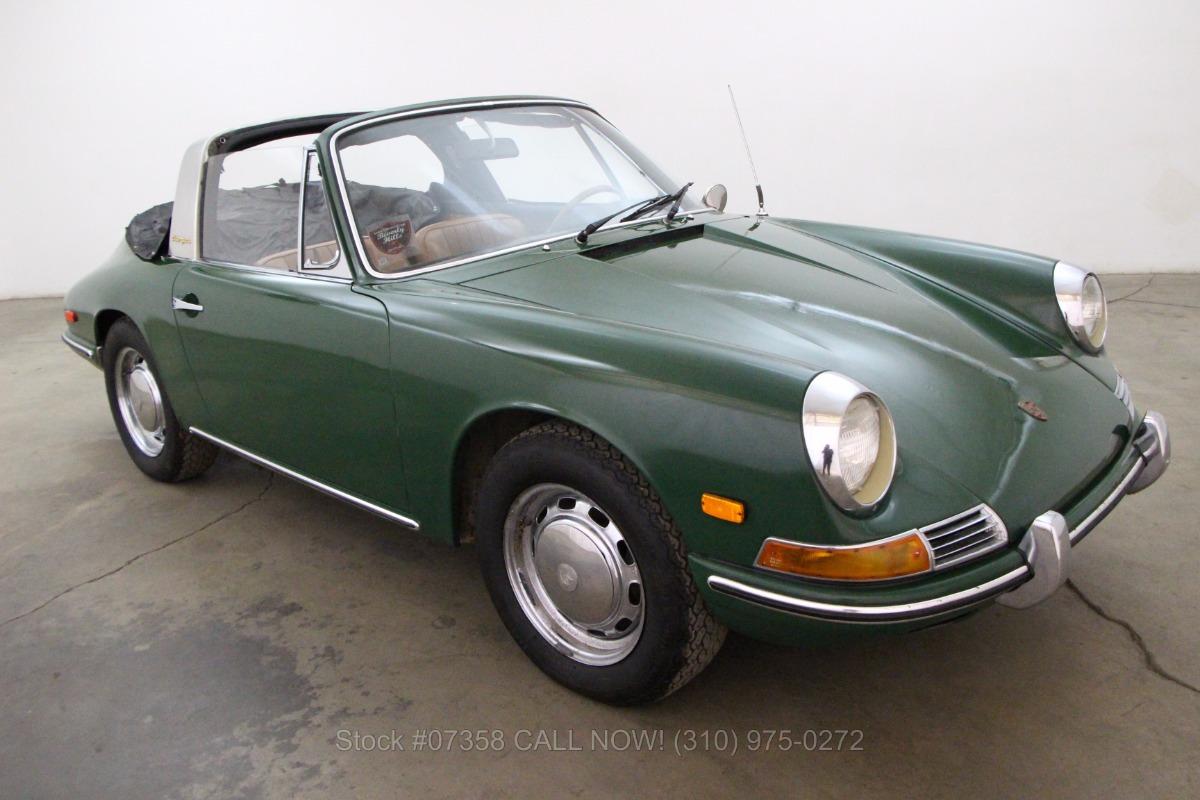 1968 porsche 912 soft window targa beverly hills car club for 1968 porsche 912 targa soft window