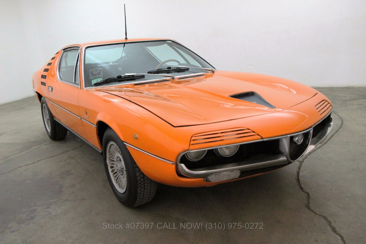 1972 alfa romeo montreal beverly hills car club. Black Bedroom Furniture Sets. Home Design Ideas