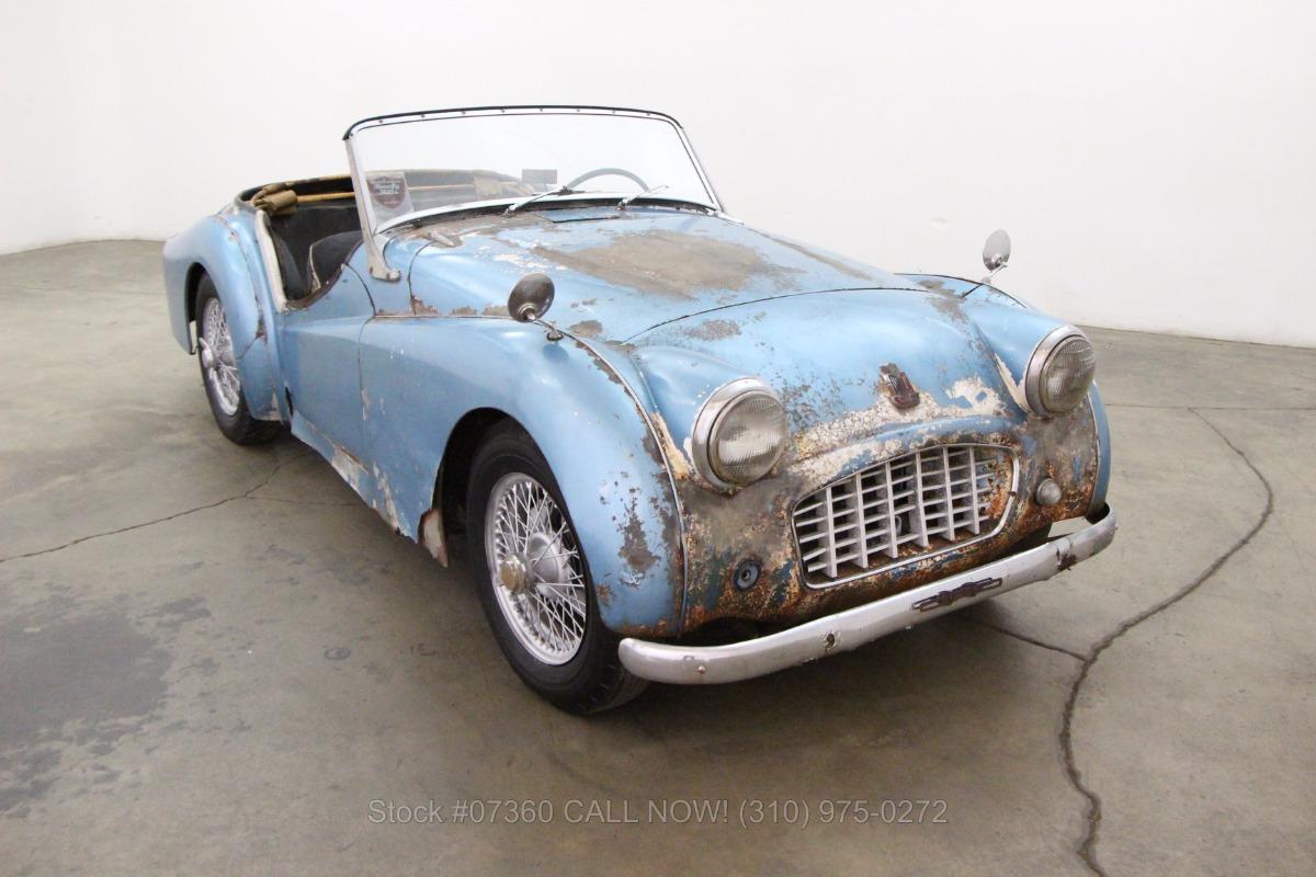 1958 Triumph TR3
