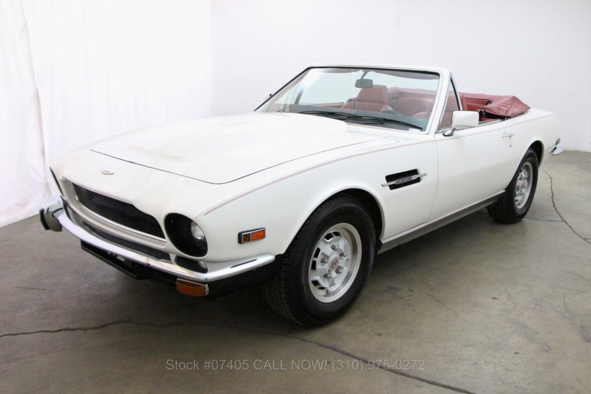 Used 1979 Aston Martin Volante Convertible | Los Angeles, CA