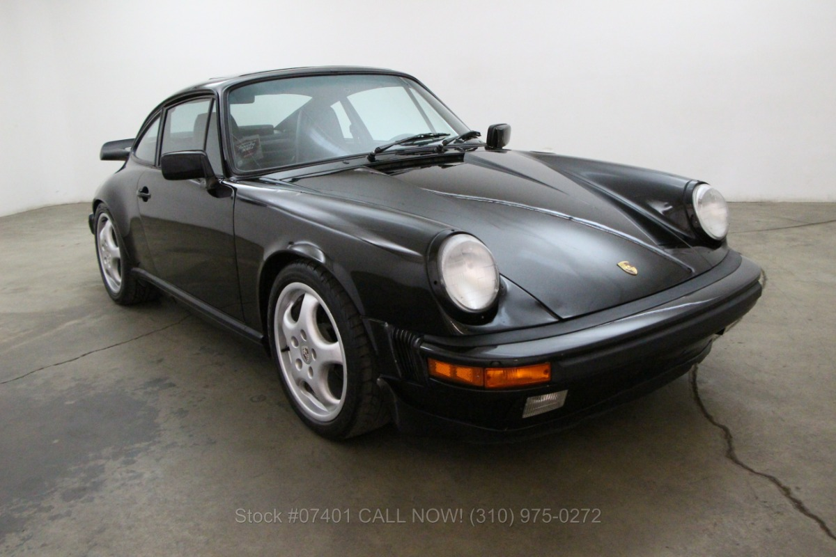 1988 Porsche Carrera Sunroof Coupe Beverly Hills Car Club