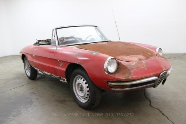 1968 Alfa Romeo Duetto Spider