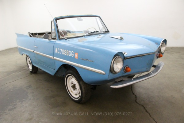 1966 Amphicar Convertible