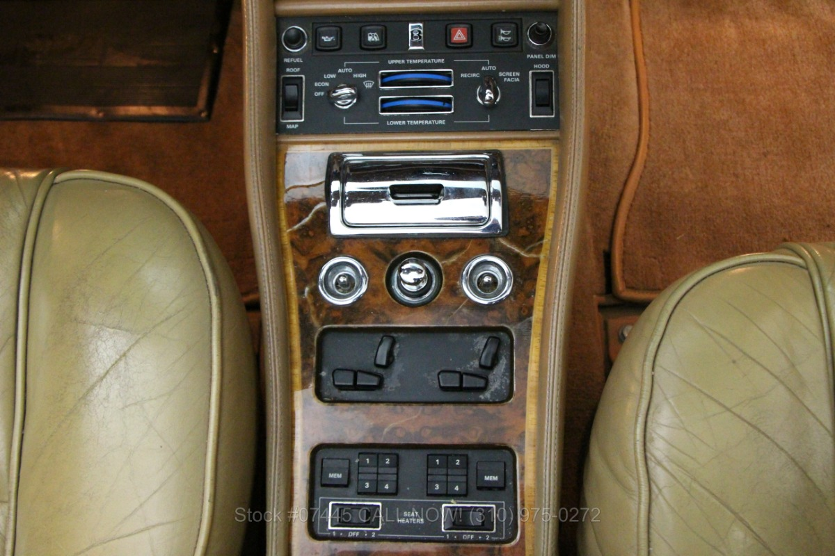 1990 Bentley Continental Convertible Beverly Hills Car Club Audio Wiring Used Los Angeles Ca