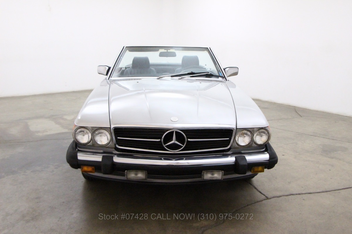 1987 mercedes benz 560sl beverly hills car club. Cars Review. Best American Auto & Cars Review