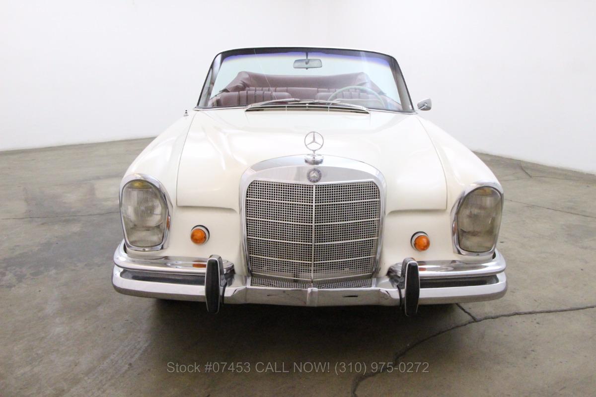 1966 mercedes benz 300se cabriolet beverly hills car club for Mercedes benz service beverly hills