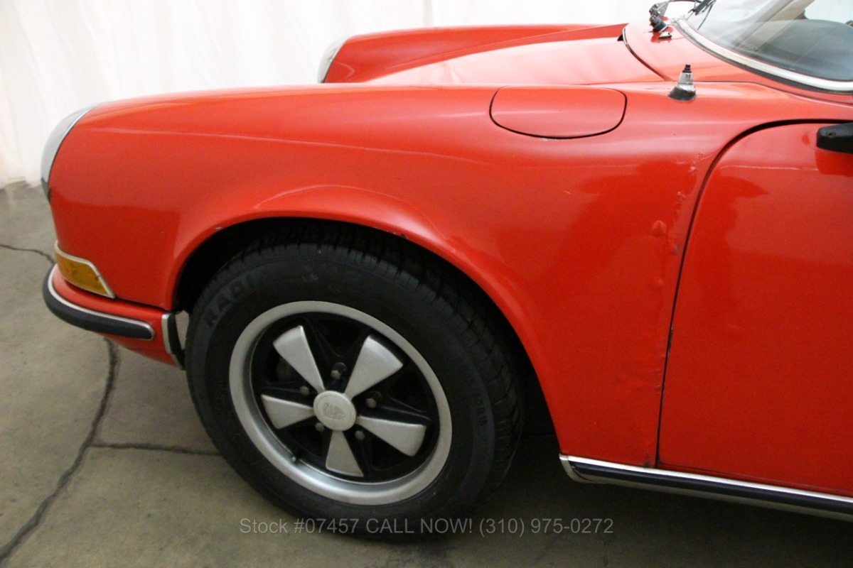 Used 1971 Porsche 911T Targa | Los Angeles, CA