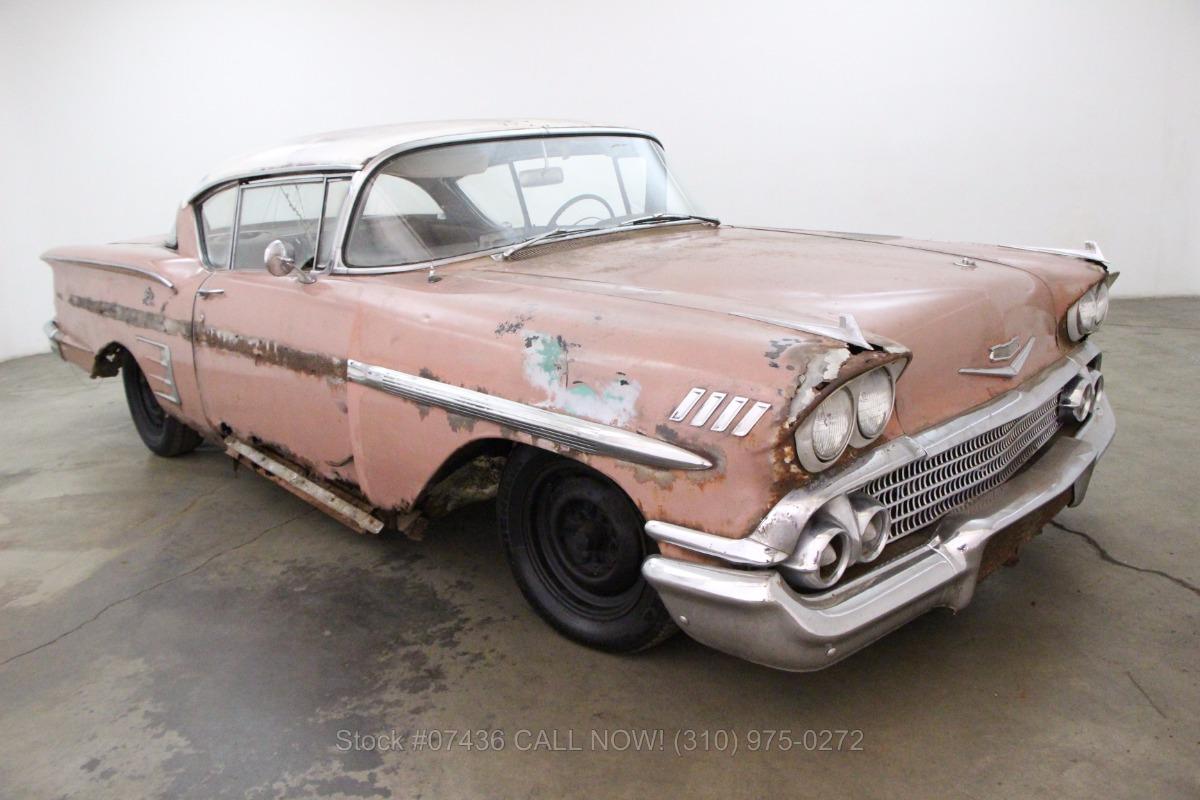 Kelebihan Chevrolet Impala 1958 Spesifikasi