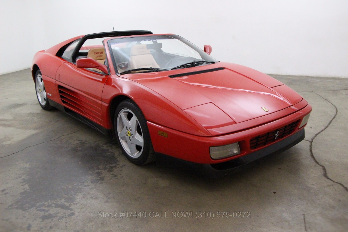1990 Ferrari 348 Ts Beverly Hills Car Club
