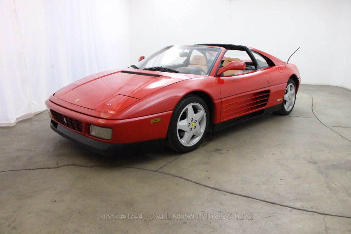 1990 ferrari 348 ts | beverly hills car club