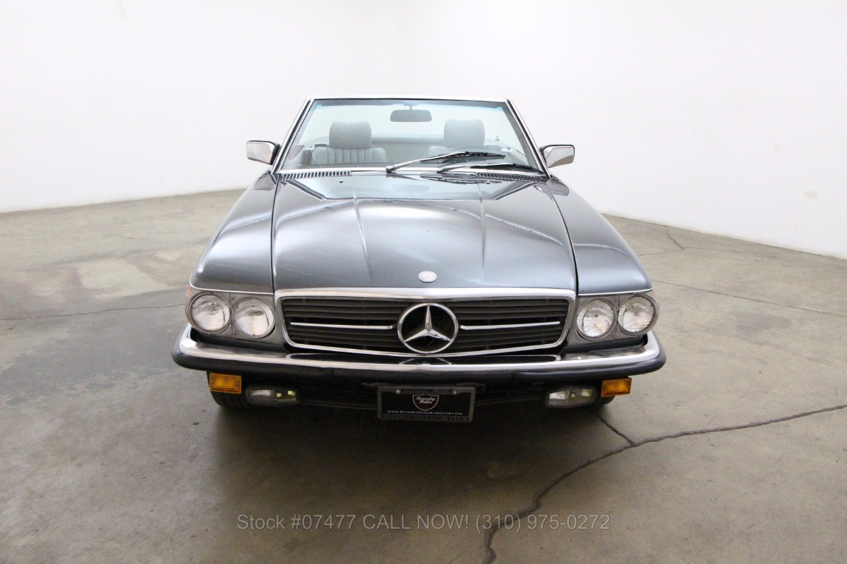 1982 mercedes benz 280sl beverly hills car club for Beverly hills mercedes benz service