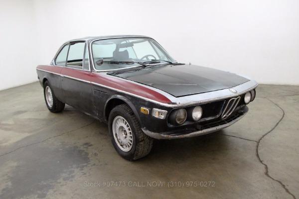 1974 BMW 3.0CS Sunroof Coupe