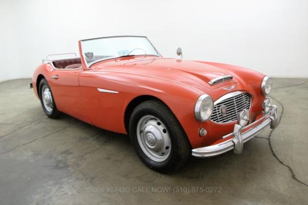 1960 Austin-Healey BT7 Convertible