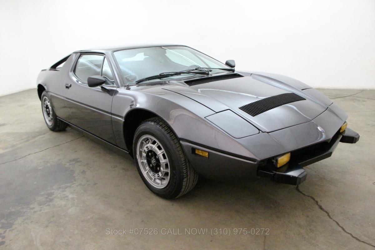 1974 Maserati Merak   Beverly Hills Car Club
