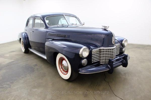 1941 Cadillac Series 62 Sedan