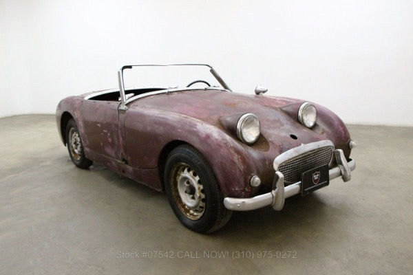 1959 Austin-Healey Bug Eye Sprite
