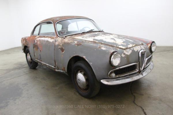 1958 Alfa Romeo Sprint
