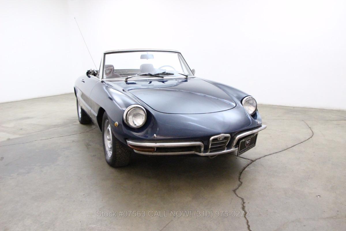 Used 1969 Alfa Romeo Duetto Spider | Los Angeles, CA