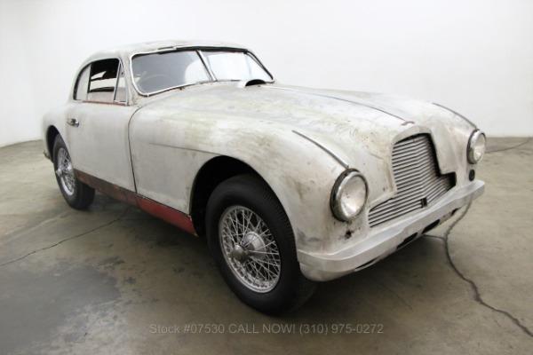 1952 Aston Martin DB2 Vantage Coupe