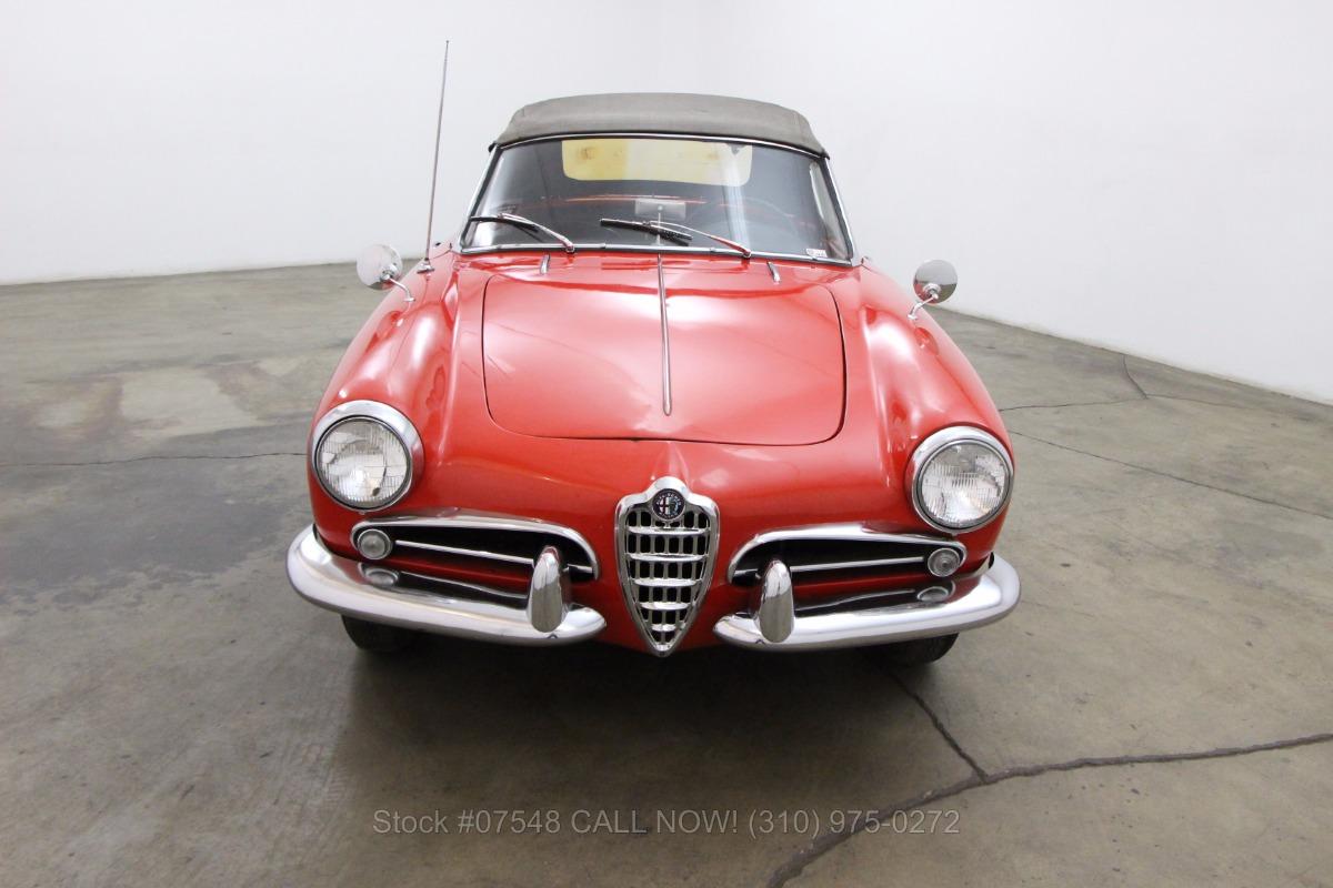 Used 1957 Alfa Romeo Giulietta Spider | Los Angeles, CA
