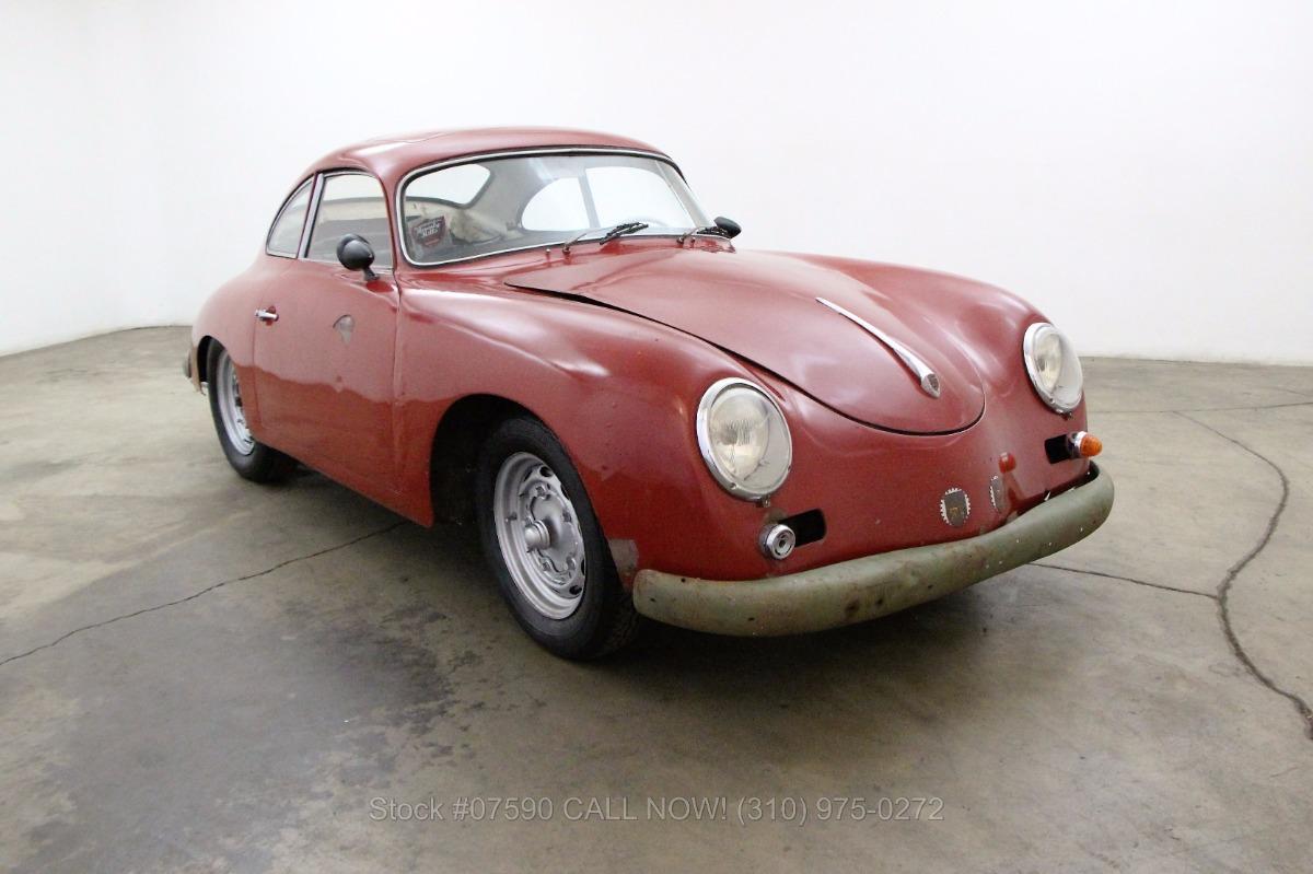 55 Years-Owned 1957 Porsche 356A Speedster for sale on BaT ...  |1957 Porsche 356a