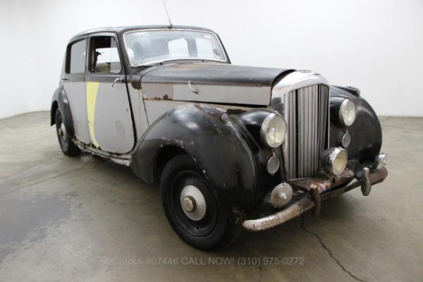 1946 Bentley MKVI Right Hand Drive