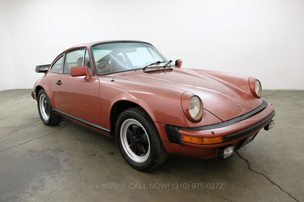 1980 Porsche 911sc Sunroof Coupe Beverly Hills Car Club