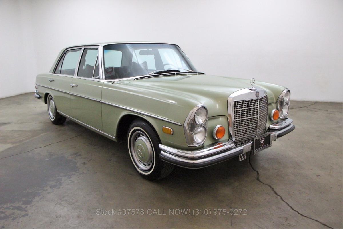 1973 Mercedes-Benz 300SEL 4.5 Sedan
