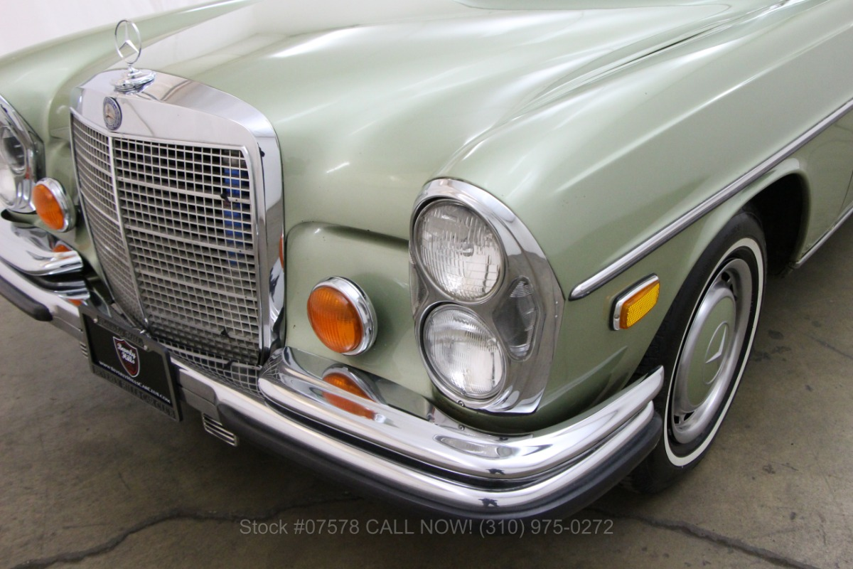 Used 1973 Mercedes-Benz 300SEL 4.5 Sedan | Los Angeles, CA