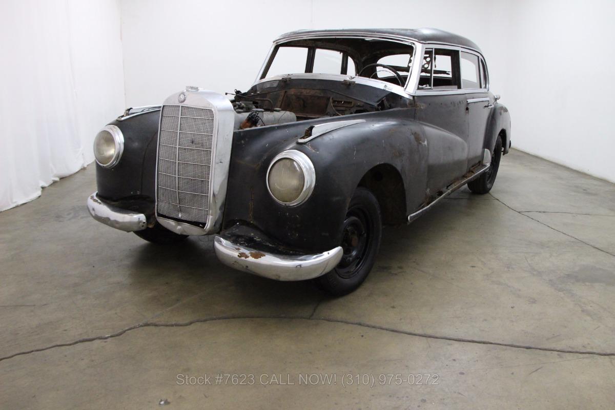 1955 Mercedes Benz 300c Beverly Hills Car Club