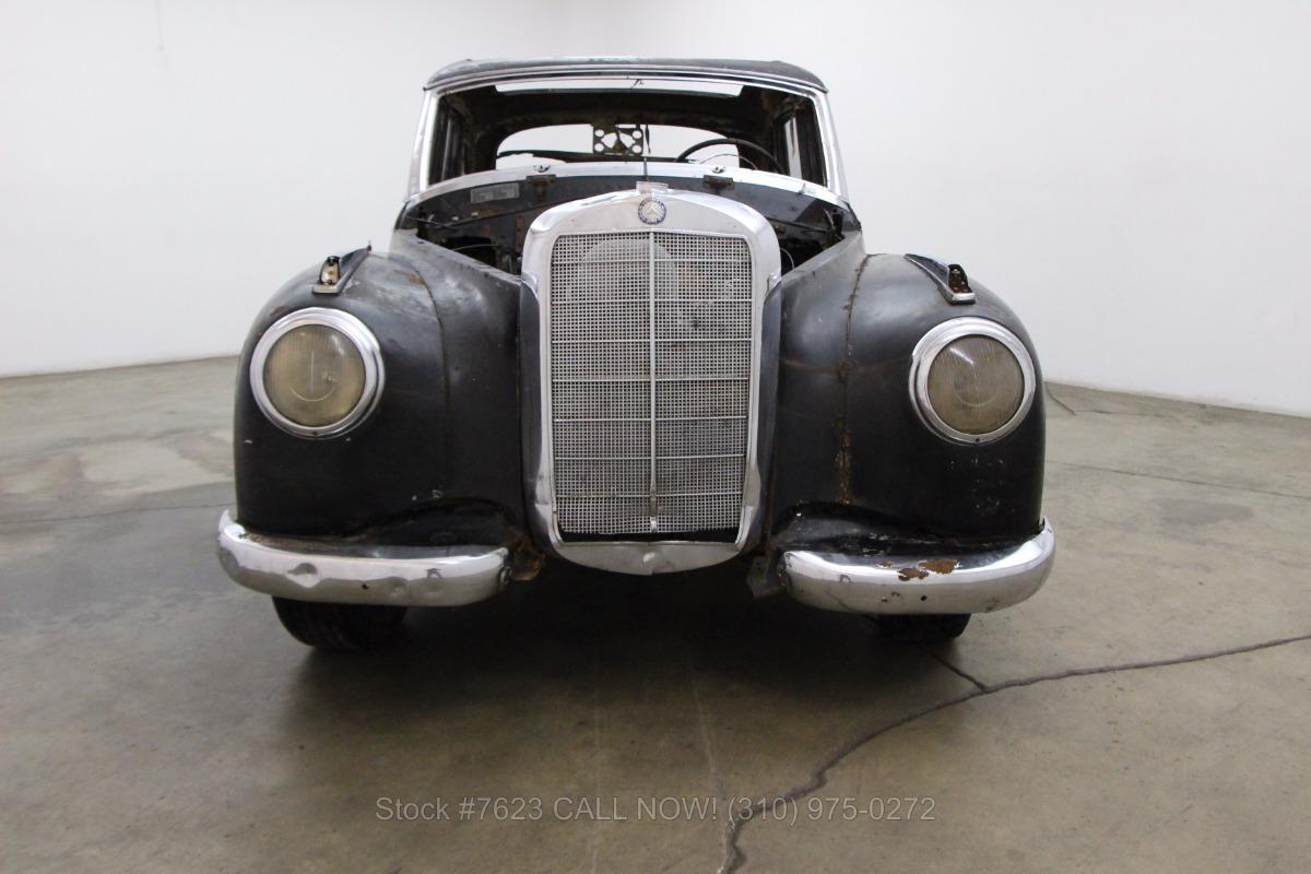 1955 mercedes benz 300c beverly hills car club for Mercedes benz 6550