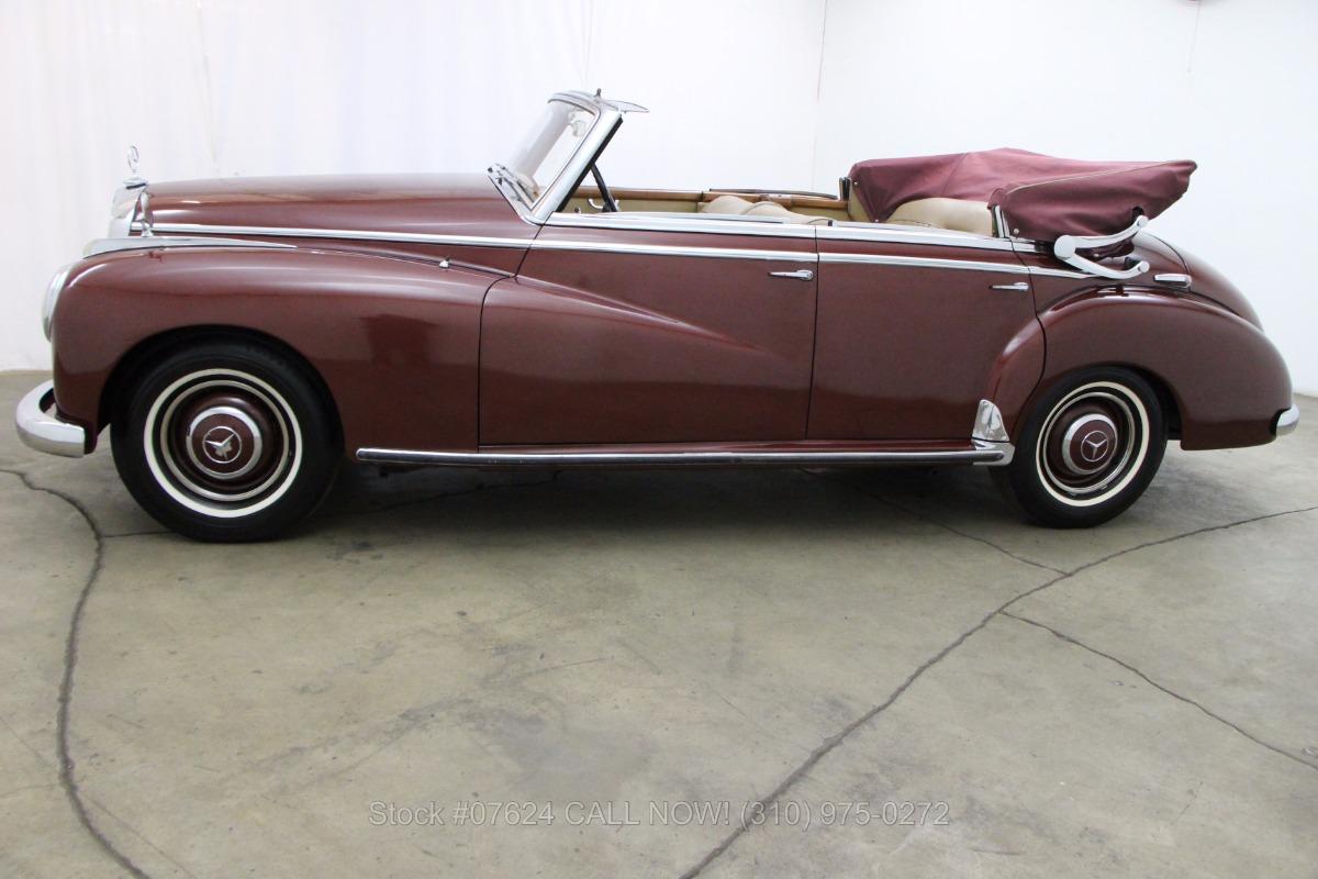 1953 mercedes benz 300b cabriolet beverly hills car club for 1953 mercedes benz