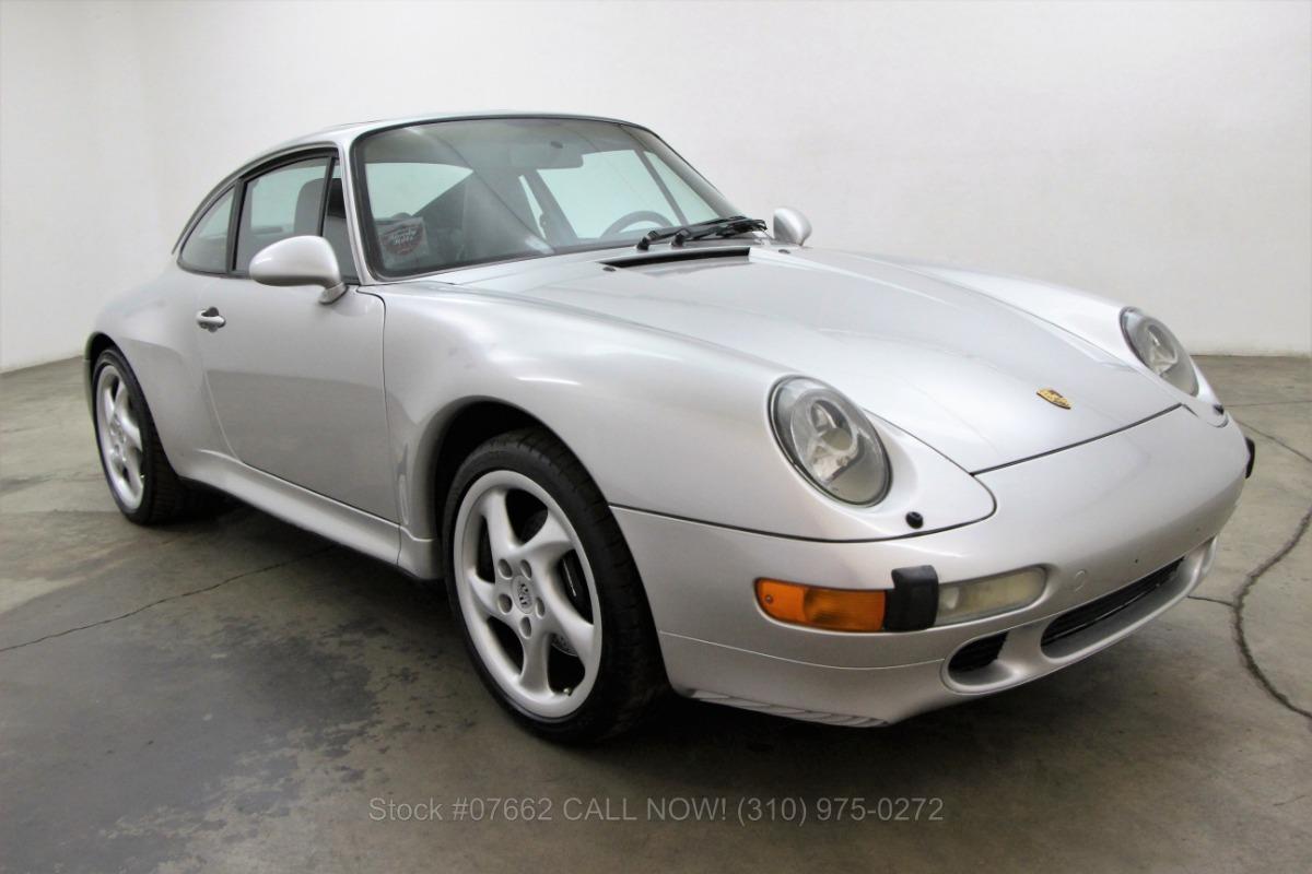 1998 Porsche 993 C2S Sunroof Coupe