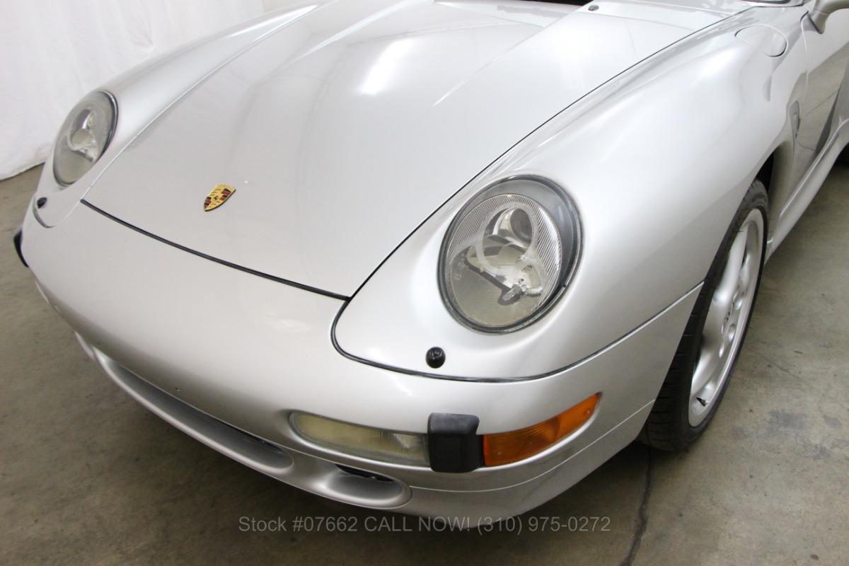Used 1998 Porsche 993 C2S Sunroof Coupe | Los Angeles, CA