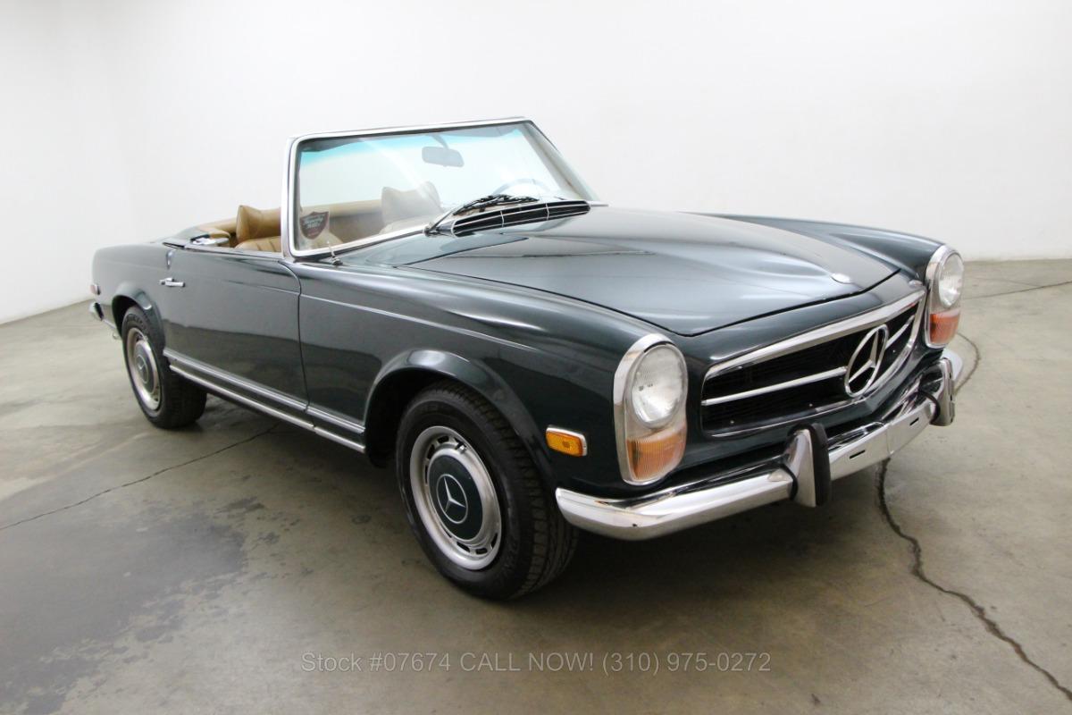 fac351d9a1 1969 Mercedes-Benz 280SL Pagoda