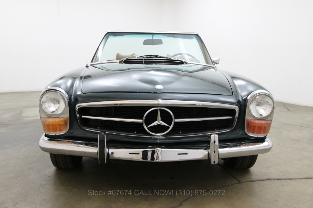1969 mercedes benz 280sl pagoda beverly hills car club. Cars Review. Best American Auto & Cars Review