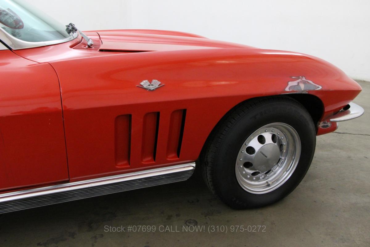 1966 Chevrolet Corvette Convertible | Beverly Hills Car Club