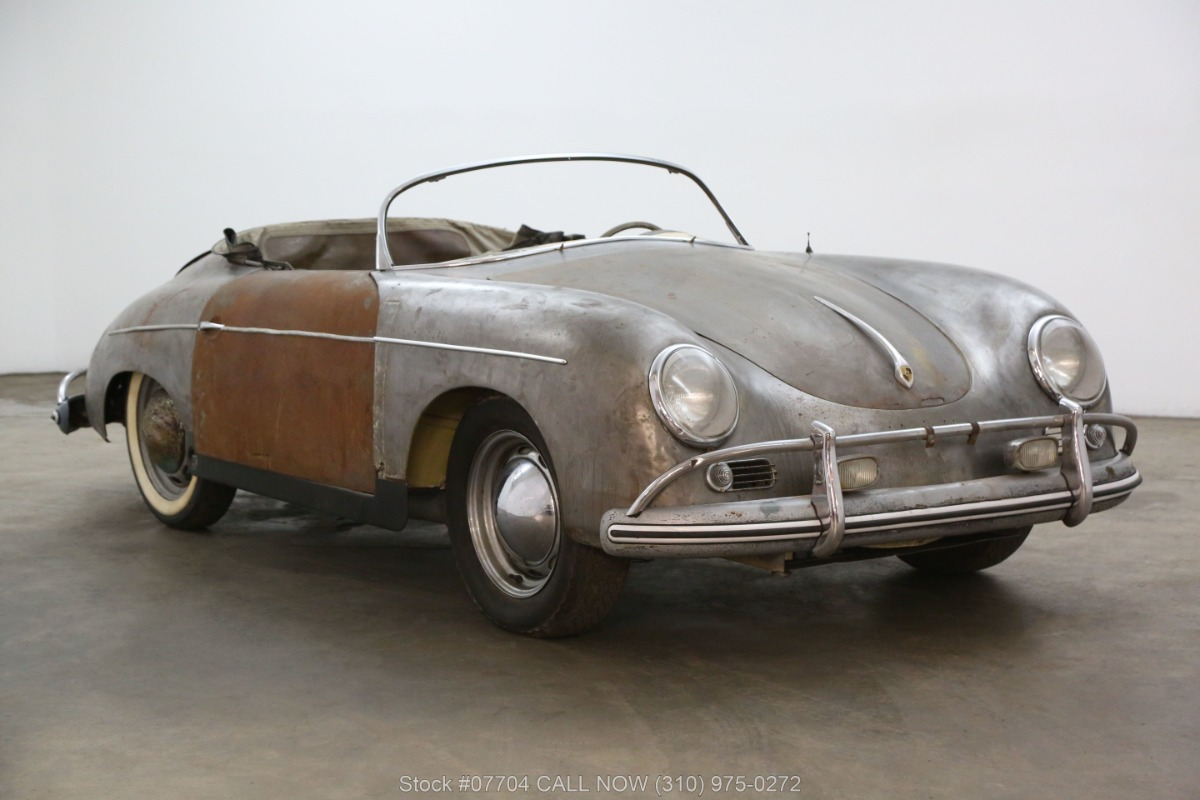 Used 1956 Porsche 356A 1600 Speedster | Los Angeles, CA