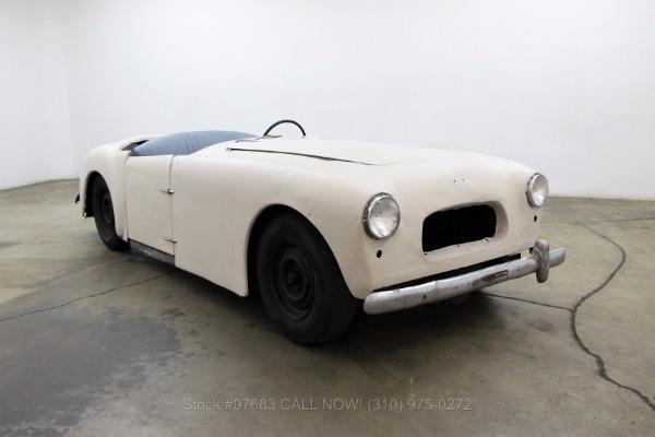 1953 Allard Palm Beach Roadster