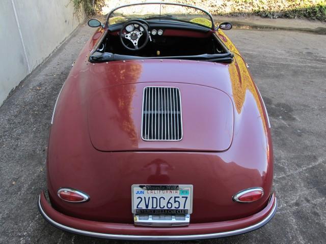 Used 1955 Porsche 356 Speedster   Los Angeles, CA