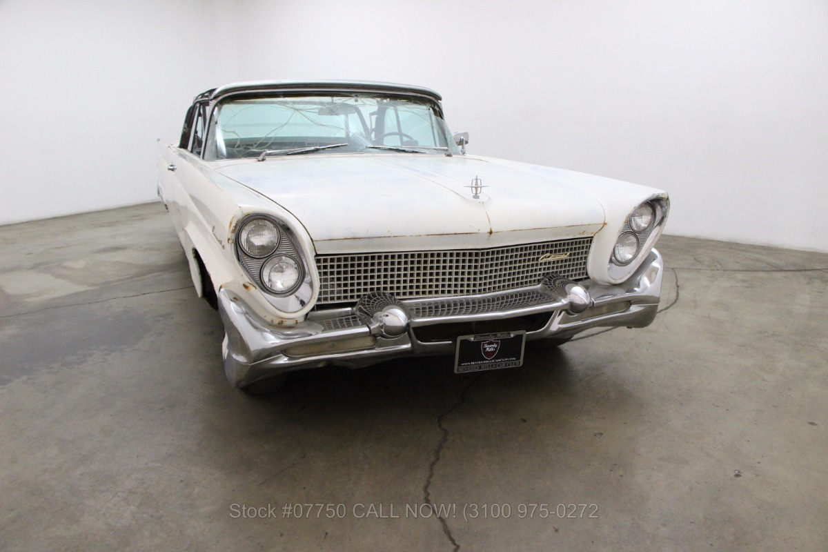 1958 Lincoln Continental Convertible | Beverly Hills Car Club