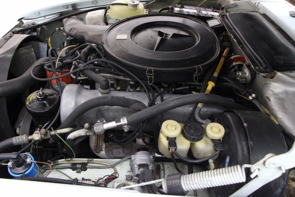 1973 Mercedes-Benz 450SL | Beverly Hills Car Club