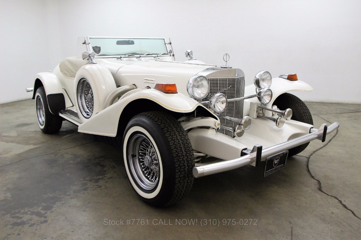 1979 Excalibur Roadster   Beverly Hills Car Club