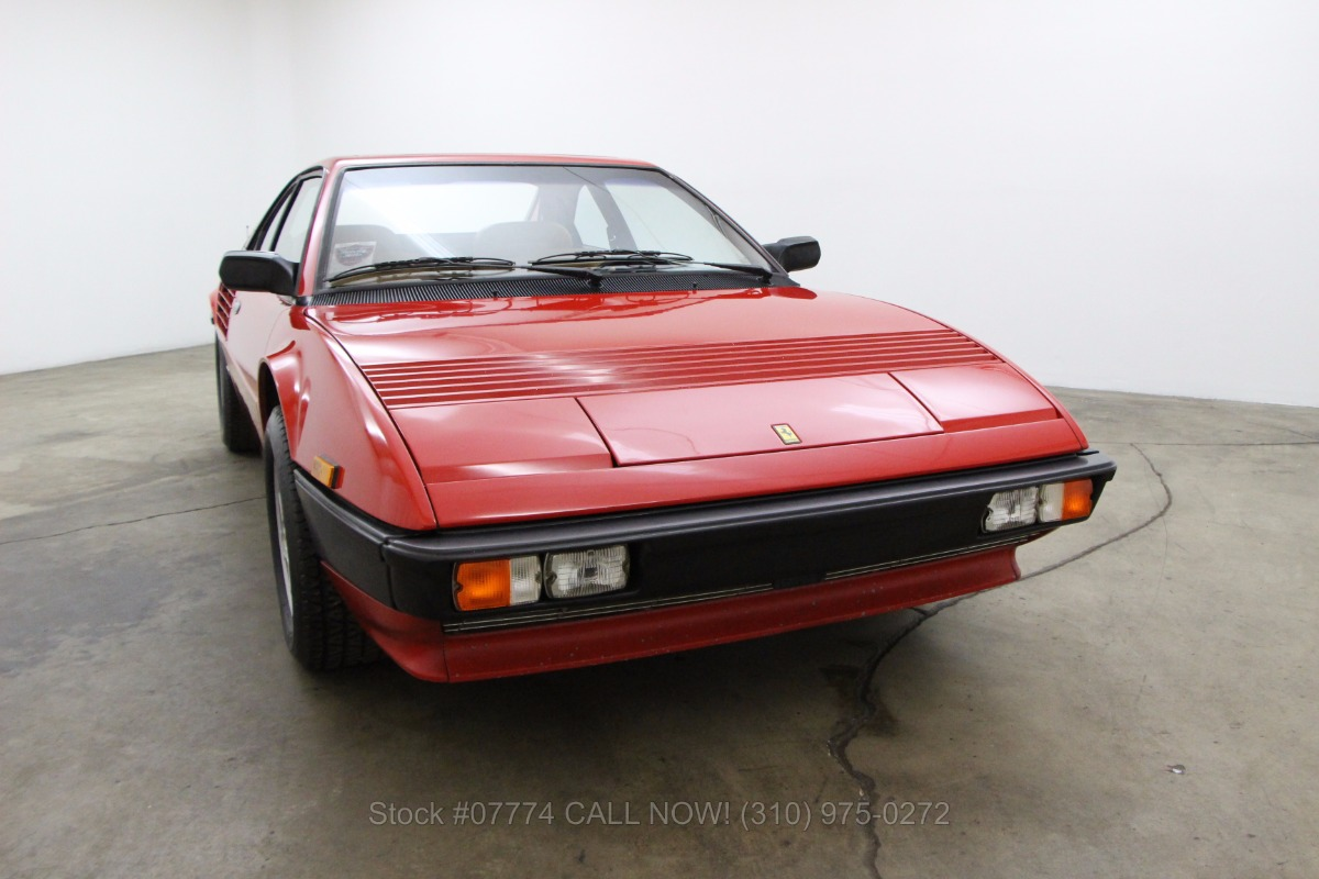 1985 Ferrari Mondial Sunroof Coupe Beverly Hills Car Club Fuel Filter 1983 Mercedes Benz 280sl Used Los Angeles Ca