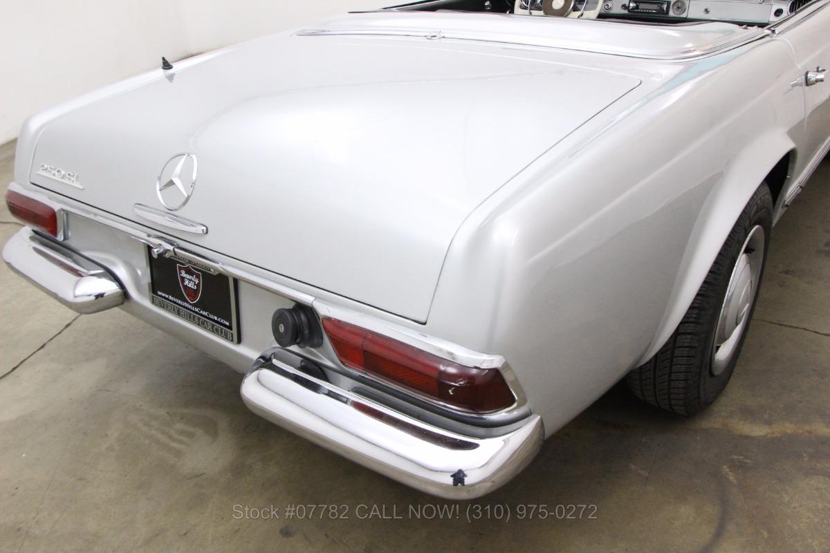 Used 1967 Mercedes-Benz 250SL Pagoda | Los Angeles, CA