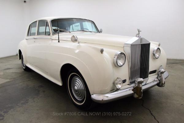 1957 Bentley S1 Left Hand Drive