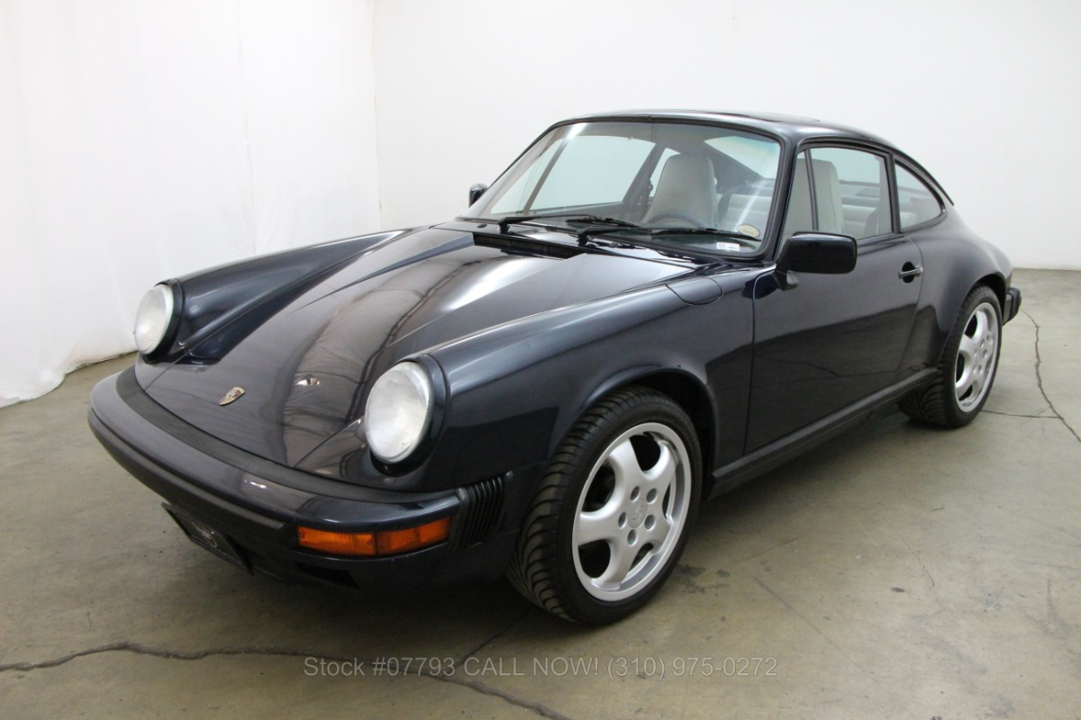 Used 1988 Porsche Carrera Coupe | Los Angeles, CA